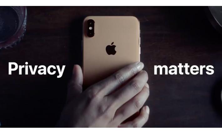 Apple 'Gizlilik Önemlidir' başlıklı yeni bir iPhone reklamı yayınladı