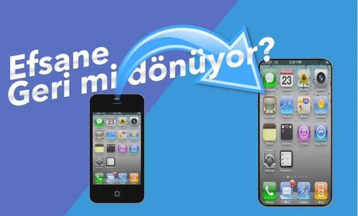 Efsane Geri Dönüyor. iPhone 4 Görünümlü Yeni iPhonelar 2020'de Geliyor...