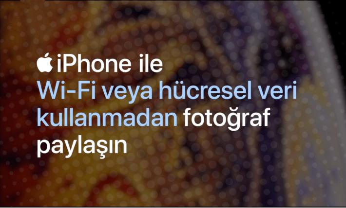 iPhone'da AirDrop ile Fotoğraf Gönderme Nasıl Yapılır?