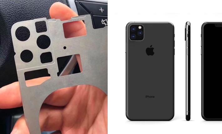 iPhone 11 nasıl olacak? İşte en yeni iPhone 11 sızıntıları