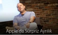 Apple'da Bir Devir Sona Erdi: Jony Ive Görevinden Ayrılıyor...