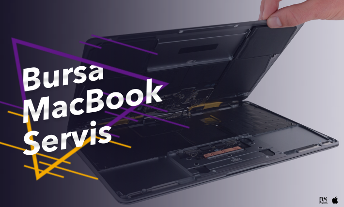 Bursa MacBook Servis
