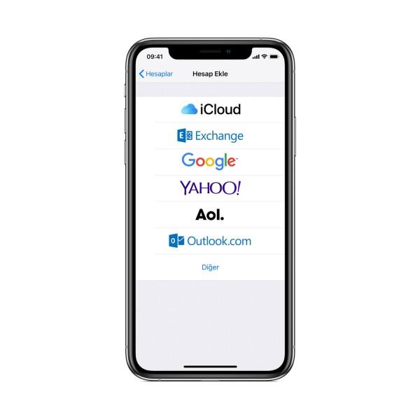 iPhone Mail Kurulumu Nasıl Yapılır?