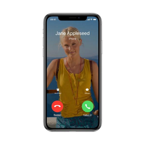 iPhone'da Arayan Resmi Tam Ekran Nasıl Yapılır?