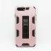 TELEFON TUTUCULU METAL KILIF İPHONE 7/8 PLUS PEMBE