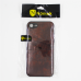 DERİ KILIF iPHONE 7/8  BORDO